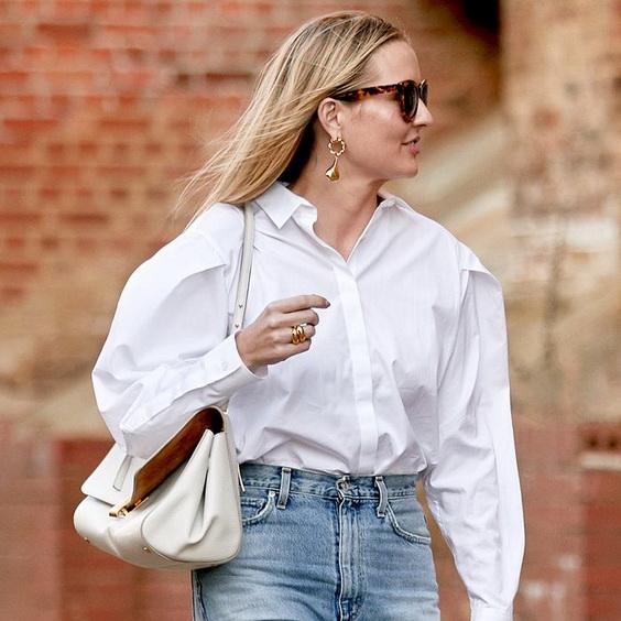 Klasična bijela košulja u 30 high street modela - BONJOUR.ba - bh.lifestyle  magazin