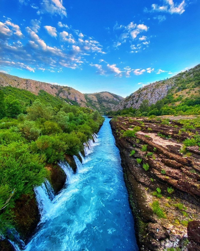 Bunski kanali – jedinstvena prirodna oaza u blizini Mostara koju ...